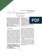 Mecanismos de detección del contraste cromático y de luminancia en el sistema visual humano