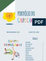 Portfólio - Grupo Cambalhota