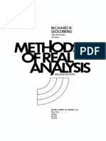 Method of Real Analysis