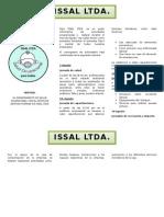 Folleto Informativo Salud Ocupacional