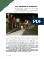 13.12.2014 Mejores Calles Con Señalización Horizontal Nueva