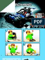 LEGO - 42010 6064250