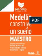 Plan de Area de Ingles de Medellin 2015