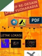 Konsep ReDesain SPBU Yuzharadia