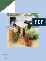 Home Canning Kit Cookbook