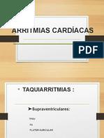 Taller de Arritmias Cardiacas 2