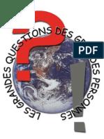 Les Grandes Questions Des Grandes Personnes 1
