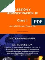 Gestion y Adm Clase 1