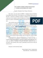 Edital Vi Sinpuc - Fabrício Freitas/Renato Mello