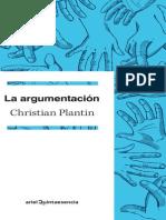 29437 La Argumentacion