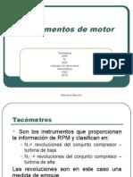 Instrumentos de Motor