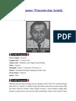 Biografi Soepomo