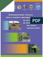 Bolivia [...Diseño e Implementación de Un Sist. Gestión de Riesgo Agropecuario]