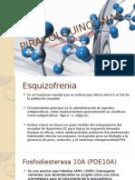 Pirazol Quinolinas