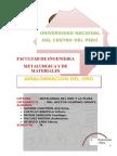 METALURGICA- AMALGAMACION DEL ORO.docx