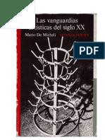Las Vanguardias Art_sticas Del Siglo XX
