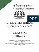 Study Material XI Comp