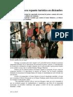 26.11.2014 Durango Espera Repunte Turístico en Diciembre