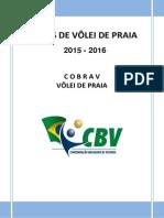 2 Regras Volei de Praia 2015-2016