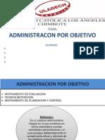 Administracion Por Objetivo PDF