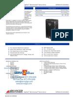 Advanced Motion Controls DPRAHIR-030A800