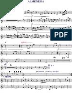Almendra Flauta