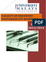 UM Course Offered 2013 2014 as at Oct 2013