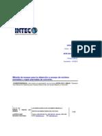 INTE 06-02-10-08 (ASTM C42C 42M-04) Método de Ensayo Para La Obtención y Ensayo de Núcleos