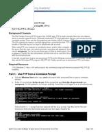 10.2.3.3 Lab - Exploring FTP