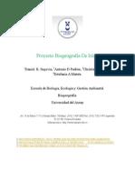 Proyecto BiogeografíA