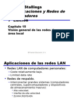 Clase 4.0.1 - Visison General de Las Redes de Area Local - Cap 15