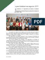 01.10.2014 Mujeres, Listas Para Fortalecer Sus Negocios EVV