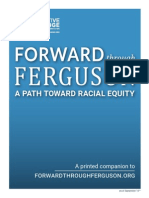 Forward Through Ferguson Report