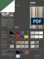 Catalogo Alucobond Standard