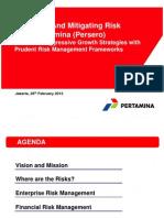 Mitigating Risk