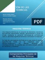 Clasificación de Las Maquinas Térmicas