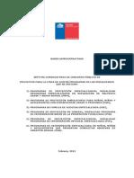 Bases Administrativas Fae Pad Pas Pib Pie y Prm