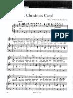 A Christmas Carol - Tom Lehrer