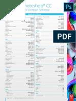 AdobePhotoshop CC Keyboard shortcuts
