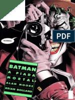 HQ - Batman - A Piada Mortal