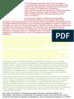 Ditadura Paraguaia