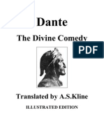 Dante Alighieri - The Divine Comedy (in prose) (trans. by A.S.Kline; illus. by Gustave Doré)