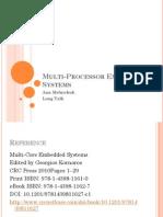 Multi-Processor Embedded Systems