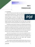 Analisis PRODUKTIVITAS Tenaga Kerja 2014 Laporan Akhir