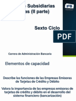 Ppt Gestión Subsidiarias Bancaria Parte II CAB 2014-2