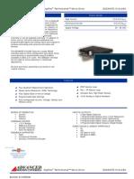 Advanced Motion Controls DZCANTE-012L080