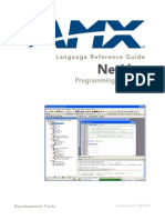 NetLinx.LanguageReferenceGuide