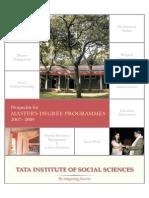 MA Prospectus 07-09