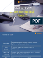 What is ELSS and Which Are Top ELSS Funds to Invest