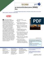 Industry-leading Mononitrobenzene (MNB)Aniline Production of Aniline